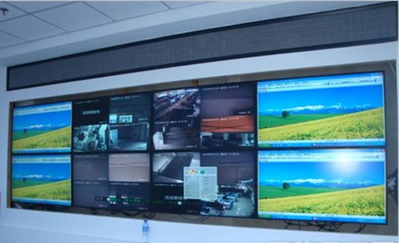 贵州凯里46寸22,企业产品展示厅显示大屏