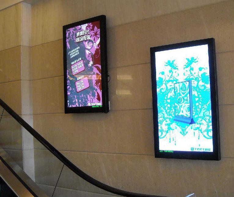 电影院部署液晶广告机的案例