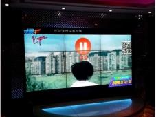 广西蓝田魔法城堡KTV拼接屏案例